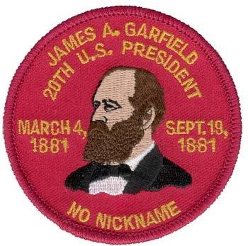 President James Garfield 3