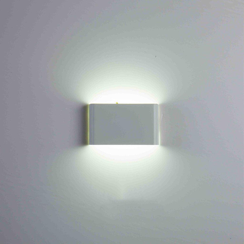 wandlampe LED wasserdichte Wandleuchte Moderne minimalistische Wandleuchte Schlafzimmer Nachttischlampe Gang Wandleuchte Projekt Outdoor Wandleuchte Schlafzimmerleuchten (Farbe   C)