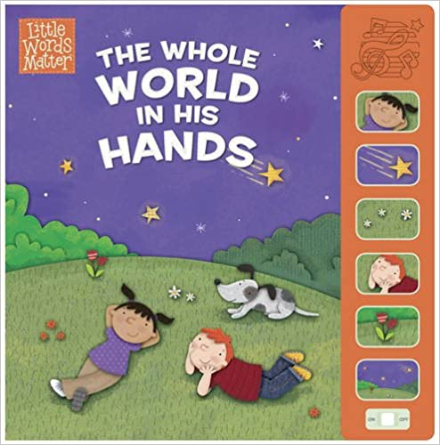 B&H Kids Editorial - The Whole World In His Hands