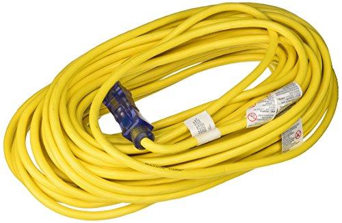 Prime Wire Cable LT511835 100-Foot 12/3 SJTOW Bulldog Tou...