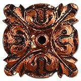 Lauderdale Tile Fleurette Bronze (FLE-BRO) For Sale