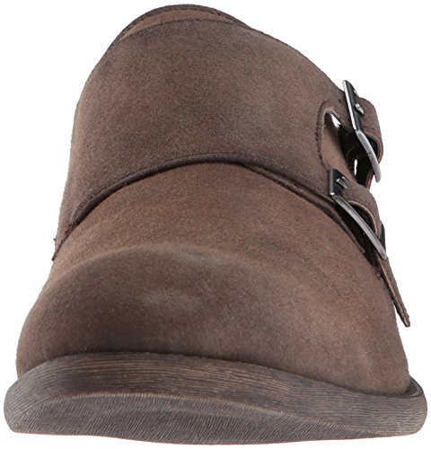 Kenneth Cole Mens Design 20644 Monk-strap Mocassino Taupe