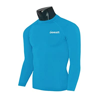 OME Men's Long Sleeve T-Shit Cool Dry Compression Quick-Drying Gym Excercise Clothes