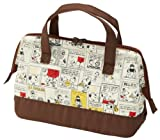 Insulated lunch bag M Snoopy SNOOPY comic KGA1