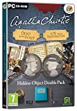 Agatha Christie Hidden Object Double Pack: Dead Mans Folly and 4:50 From Paddington (PC CD) (UK IMPORT)