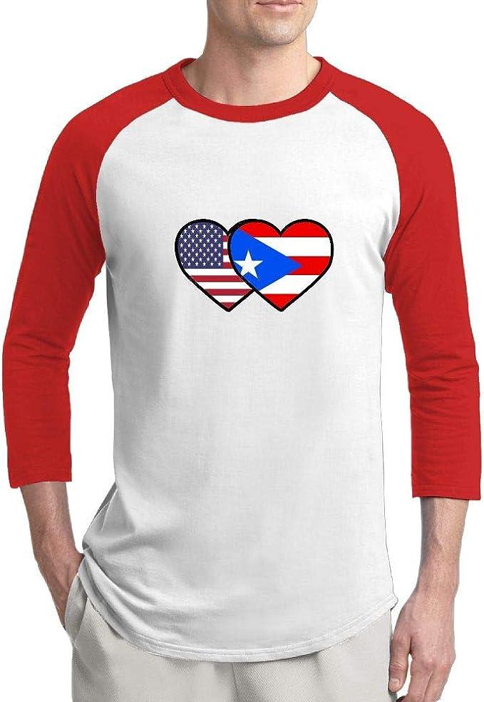 Pack de 2 Ni/ños Essentials Camisetas de b/éisbol ragl/án de Manga Larga