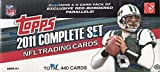 2011 Topps Football Factory Sealed Hobby Version Set with Cam Newton and JJ Watt Rookies plus Exclusive Red Parallels