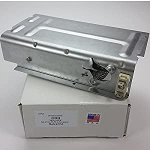 8565582 - HEAVY DUTY CLOTHES DRYER HEATING ELEMENT FOR WHIRLPOOL, KENMORE, SEARS, MAYTAG, AMANA, ADMIRAL, KITCHENAID, MAGIC CHEF, NORGE (Priority Mail Available)