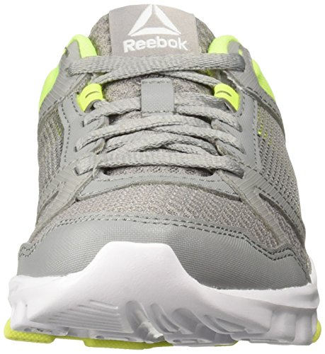 Solar 10 MT Women's Reebok Grey Tin Trainer Yourflex Trainette White Cross Yellow ZwzaBFq