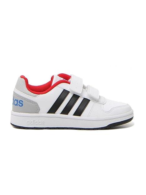 pretty nice fba22 9bb66 Adidas Vs Hoops 2.0 Cmf C, Scarpe da Fitness Unisex – Bambini