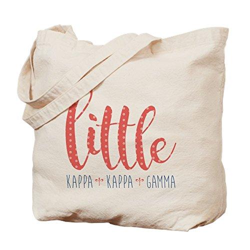 CafePress–Kappa Kappa Gamma gamuza de poco–lona bolso, bolsa de la compra