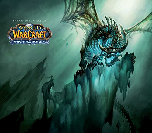 The Cinematic Art of World of Warcraft: Wrath of the Lich King