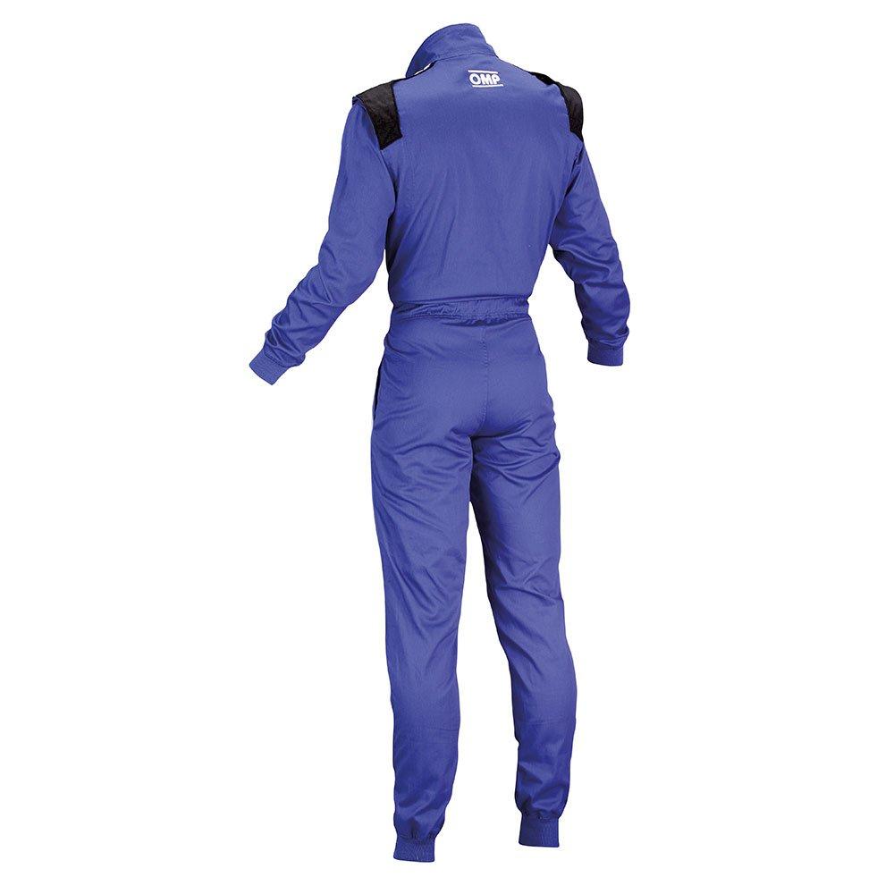 taglia 150 OMP ompkk01719041150/summer-k mono per bambino blu colore