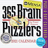 Mensa 365 Brain Puzzlers Page-A-Day Calendar 2021