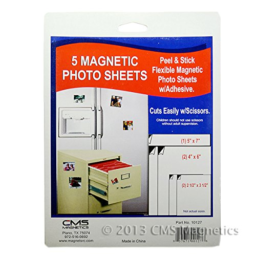CMS magnetics Magnetic Sheets Adhesive product image
