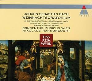 Bach - Weihnachtsoratorium / Harnoncourt