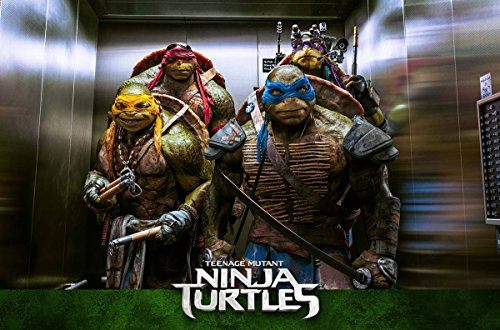 Teenage Mutant Ninja Turtles [Alemania] [Blu-ray]: Amazon.es ...