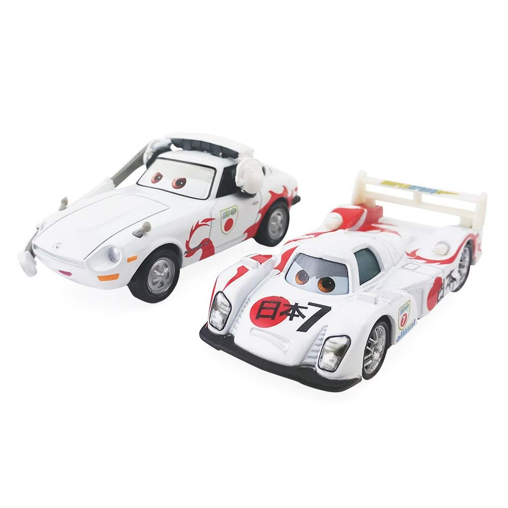 Disney Disney Pixar Cars Shu Shu Shu Todgoldki & Mach Matsuo 1 55