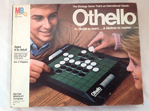 1986 Version Othello Board Game