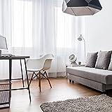Vornado 560 Medium Whole Room Air Circulator Fan, White