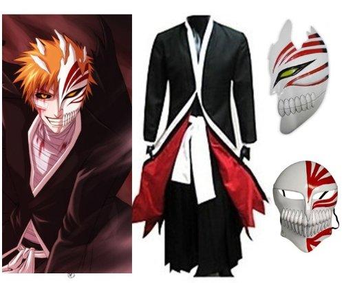 Kurosaki Sunkee cosplay Bleach traje de baño de para silla de montar Ichigo juego de funda