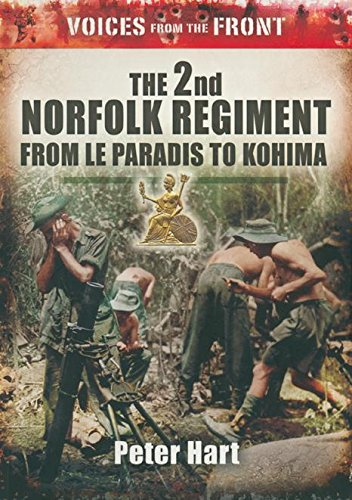 2000 Wii (The 2nd Norfolk Regiment : From Le Paradis to Kohima (Voices From the Front))