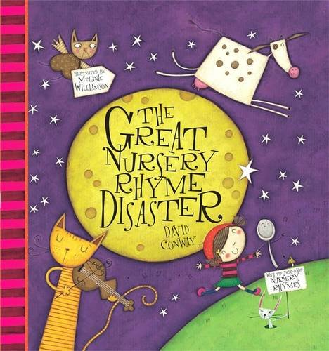 The Great Nursery Rhyme Disaster: Big Book