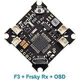 BETAFPV F3 V1.1 Brushed Flight Controller Integrated OSD Frsky Receiver (SBUS)