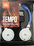JBL J03BW Tempo On-Ear Headphone (Blue White)