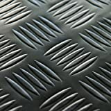Rubber Cal Diamond-Grip Floor Mat
