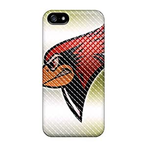 Defender Case With Nice Appearance (red Bird) For Iphone 5/5s