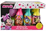 Disney Junior Minnie Mouse and Friends Mini Bowling Set