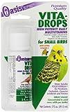 OASIS  #80257   Vita Drops for Small Birds, 2- ounce liquid multivitamin Larger Image