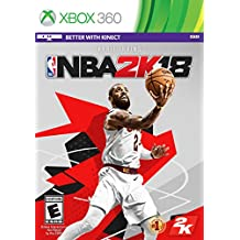 NBA 2K18 Early Tip-Off Edition - Xbox 360
