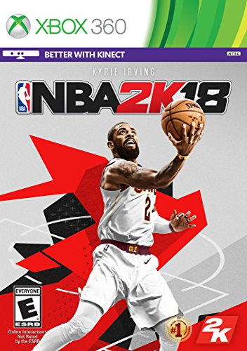 NBA 2K18 Early Tip-Off Edition - Xbox 360 (Live Xbox Marketplace)