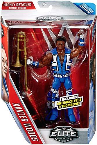 WWE Elite Figure, Xavier Woods ()
