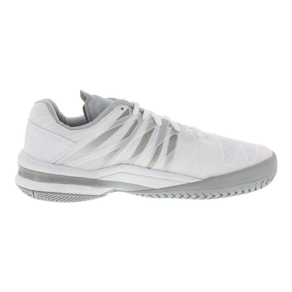 1db42cd0716 Zapatillas de tenis ultrashot K-Swiss para hombre Blanco   Highrise