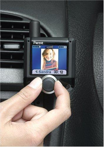 Parrot Bluetooth Color Display Car Kit
