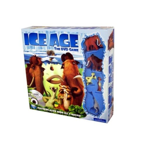 Ice Age DVD Game Case Pack 6