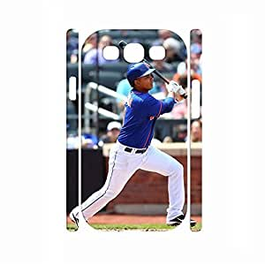 Classic Designer Handmade Baseball Player Print Skin for Samsung Galaxy S3 I9300 Case