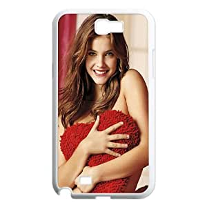 Barbara Palvin Samsung Galaxy N2 7100 Cell Phone Case White uhn