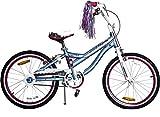 Huffy Jassmin 20 SkyBlue&Pink HF-JSMN20SSPNK Recreation Cycle (Pink)