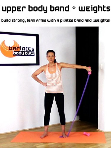 Barlates Body Blitz Upper Body Band and Weights (Best Way To Increase Arm Muscle)