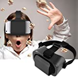 3D Glasses VR Box Headset Cardboard Virtual Reality for iPhone 6 Samsung BY WALLER PAA