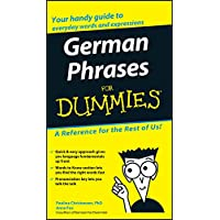German Phrases For Dummies (For Dummies Series)