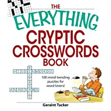 Everything Cryptic Crossword Book