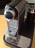 Cheap Nespresso C121-US4-TI-NE1 Espresso Maker with Aeroccino Milk Frother, Titan