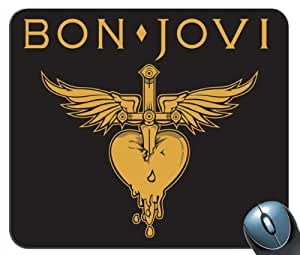 Custom Bon Jovi - 6 Mouse Pad g4215
