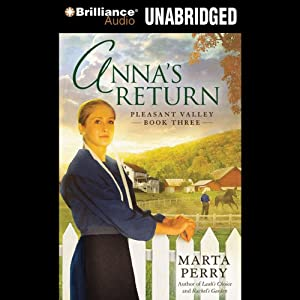 Anna's Return Audiobook