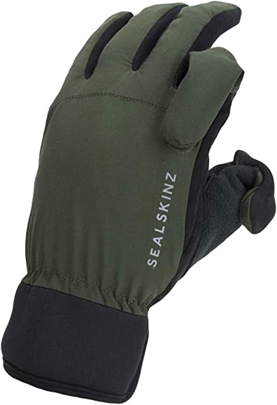 SealSkinz Waterproof Cold Weather Gloves with Fusion Control black Glove size S 2020 sport gloves